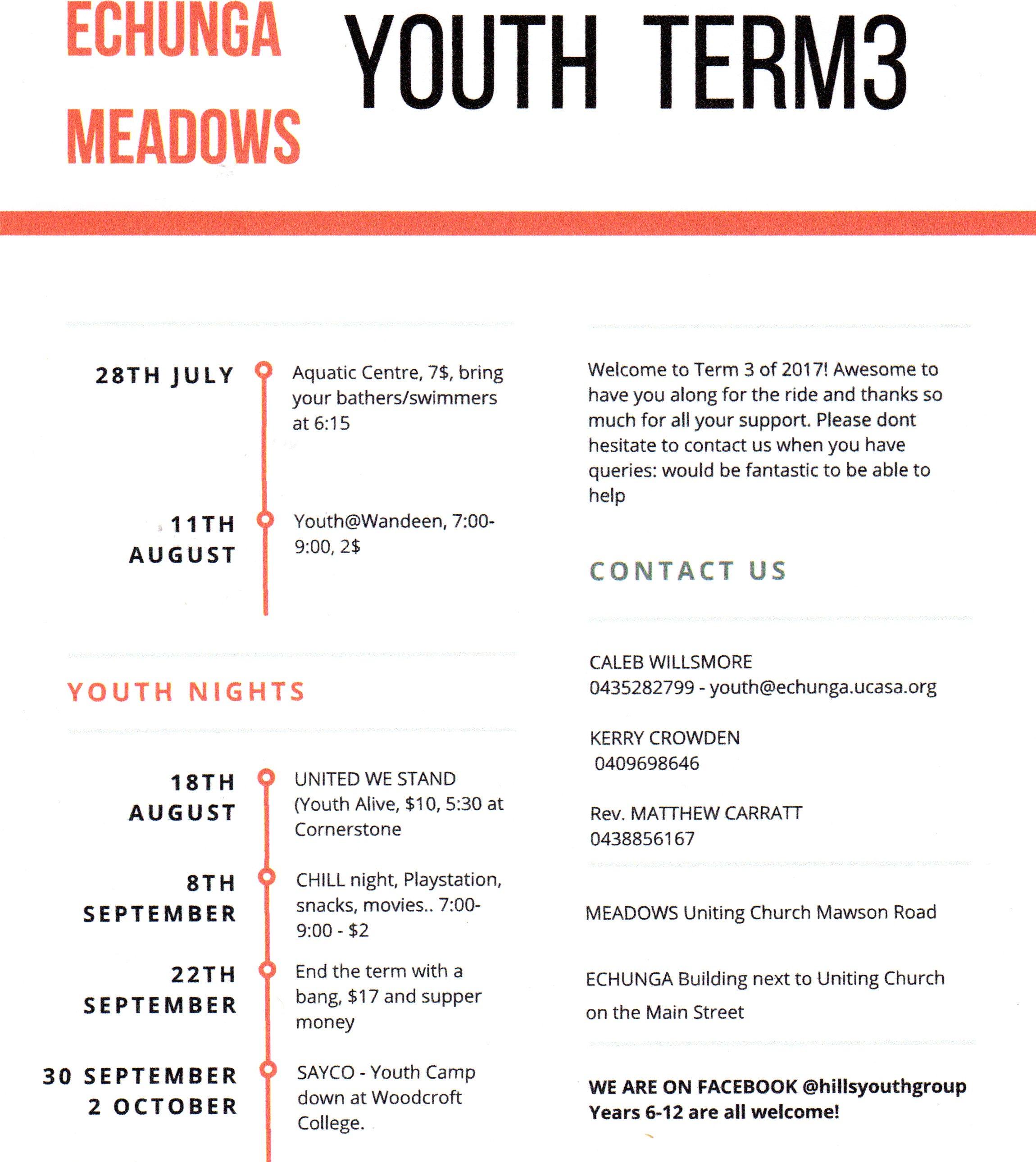 Echunga Meadows Youth term 3 201720170803_11043578