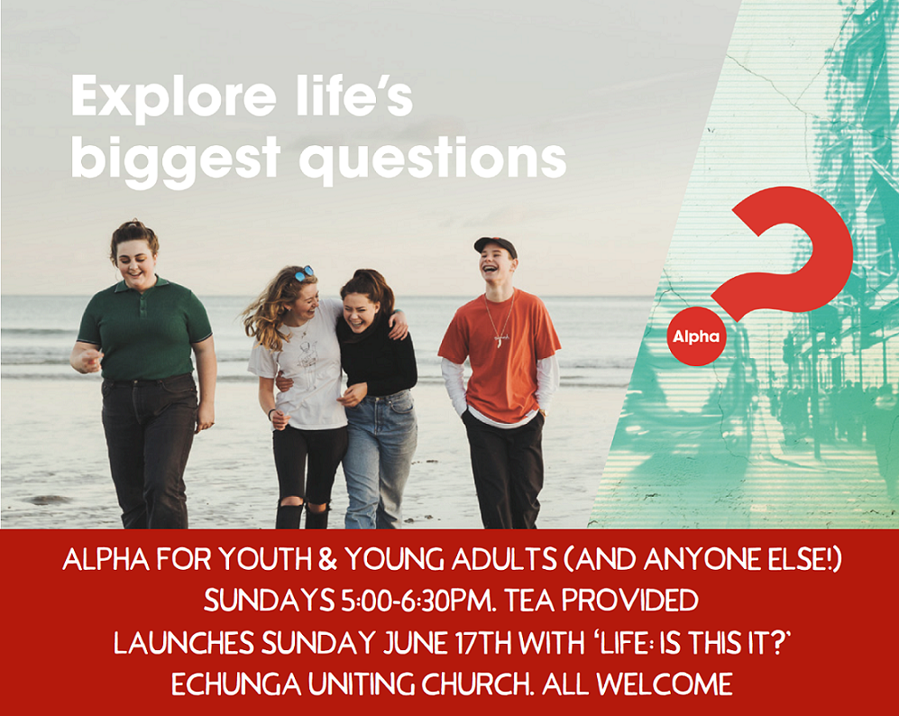 Youth Alpha Winter 2018